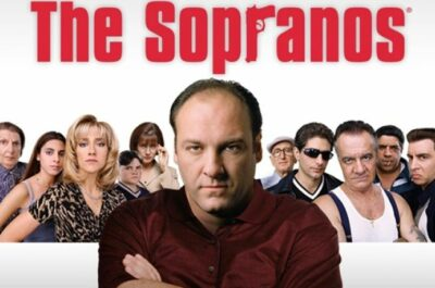 "TV Show: ""The Sopranos"""