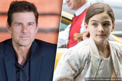 US report: Suri's 'secret plea to missing dad Tom Cruise'