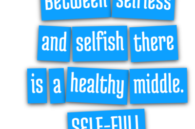 GTLA Speak – Self-full the healthy middle