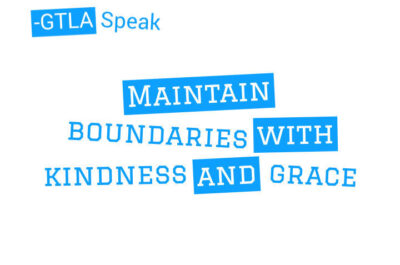 Maintain Boundaries With Kindness and Grace