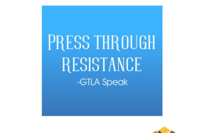 Press through resistance