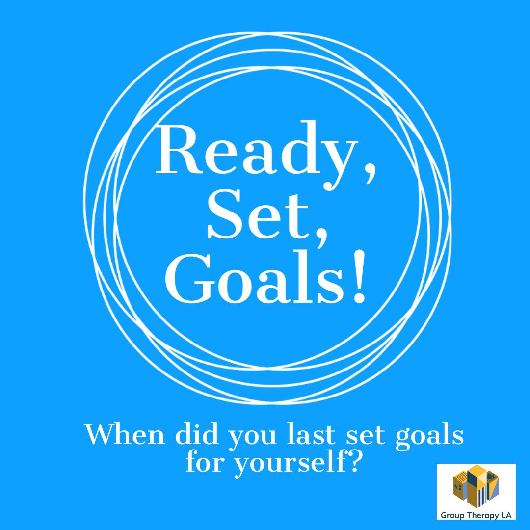 Ready, Set, Goals!