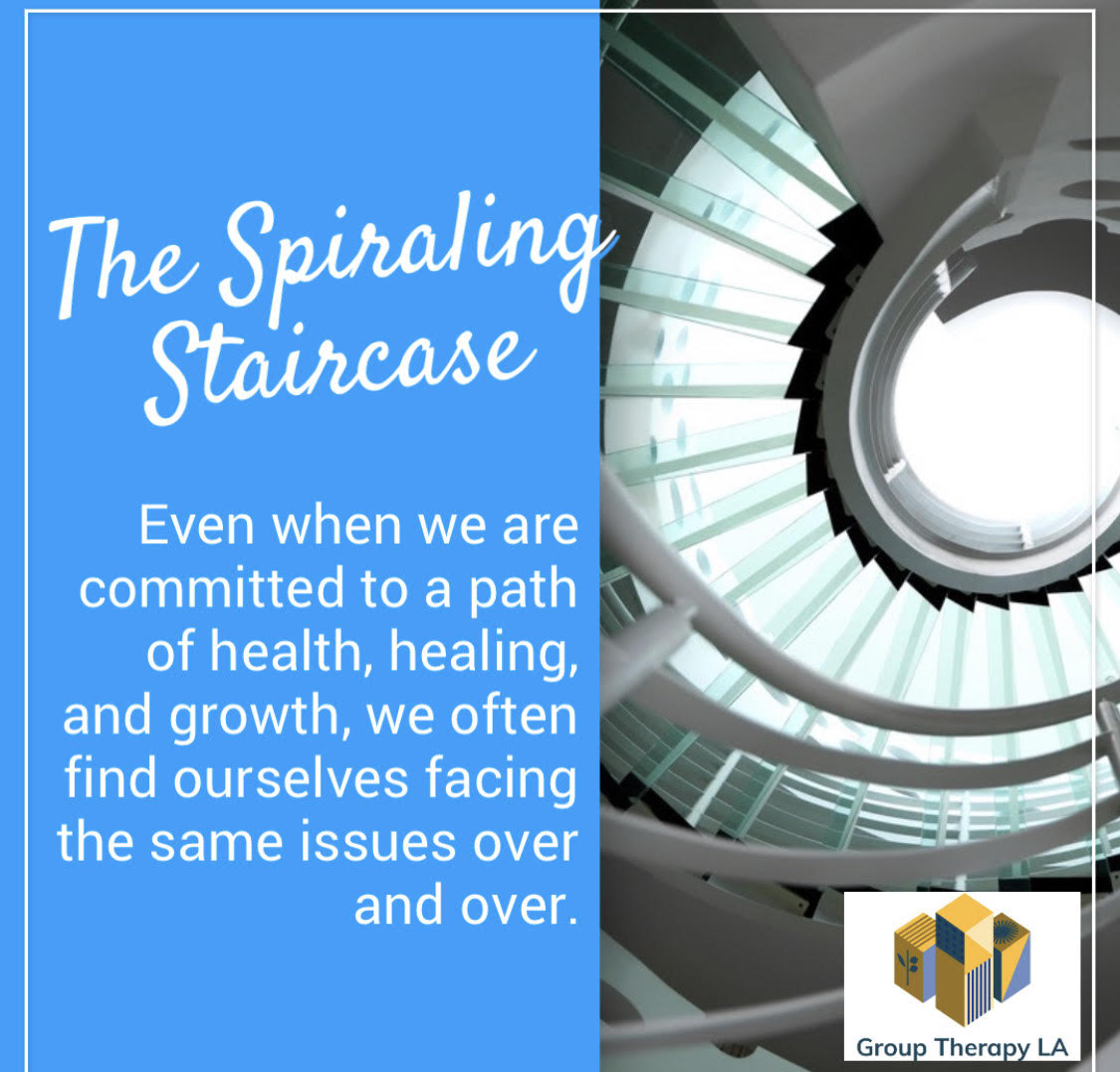 The Spiraling Staircase