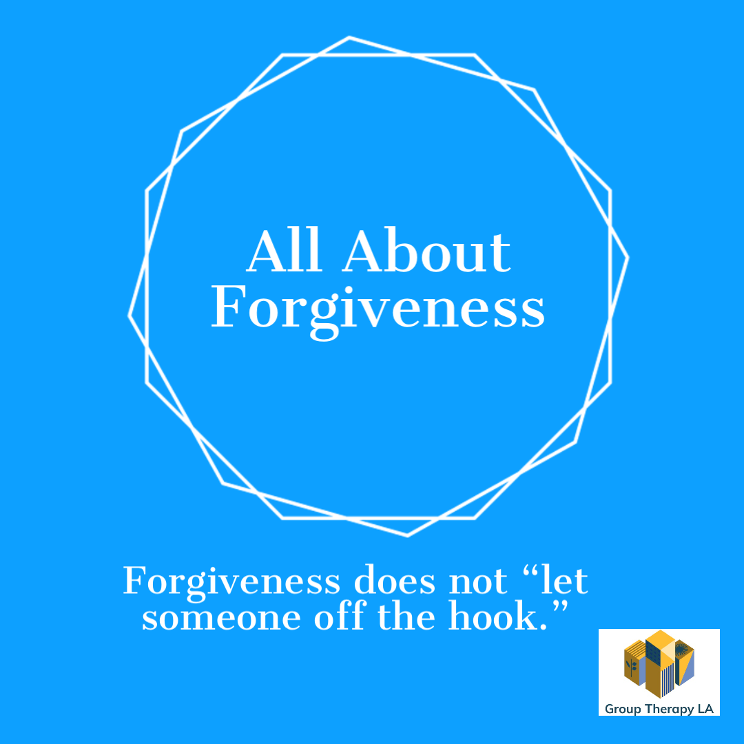 All About Forgiveness