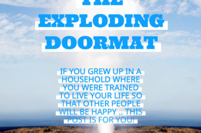 The Exploding Doormat